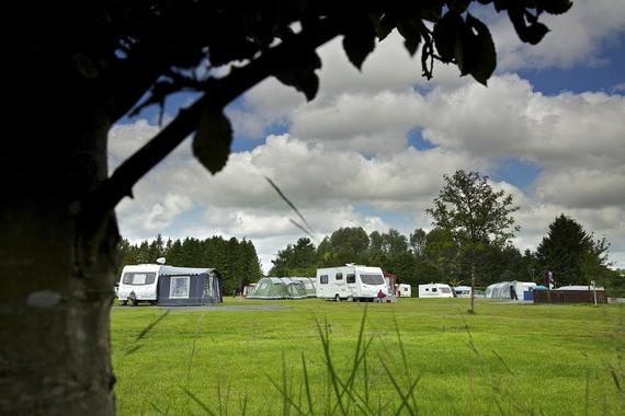 Bellingham Camping and Caravan Club Site
