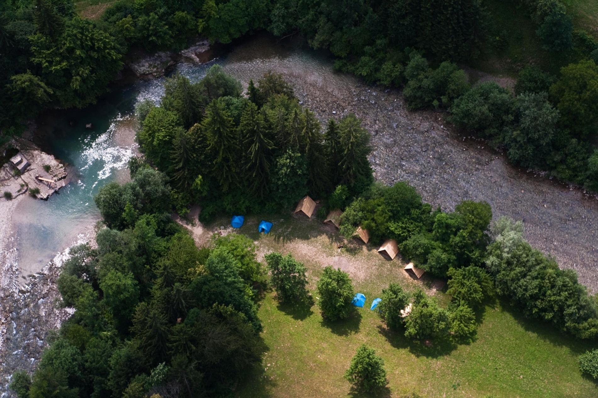 Camping Naturplac Na Skali