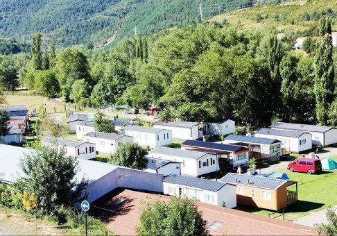 Spanje-Castiello de Jaca-Camping Solopuent-ExtraLarge Campings Spanje