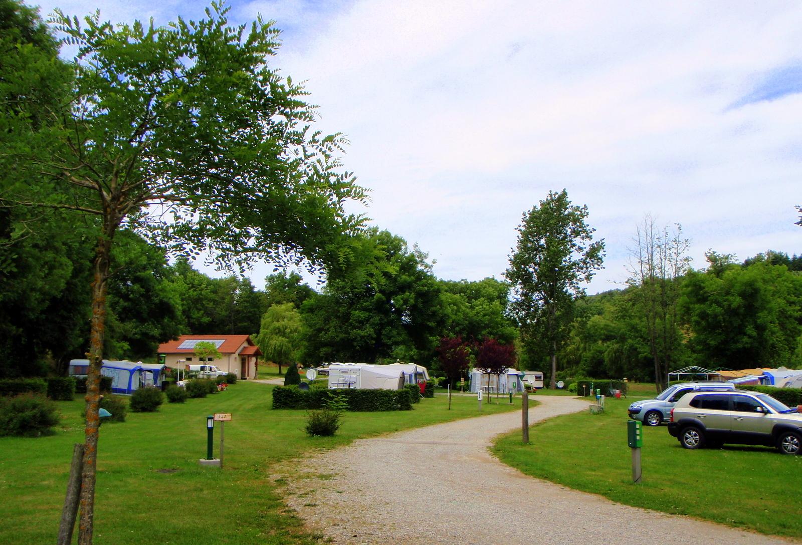 Camping De Roybon