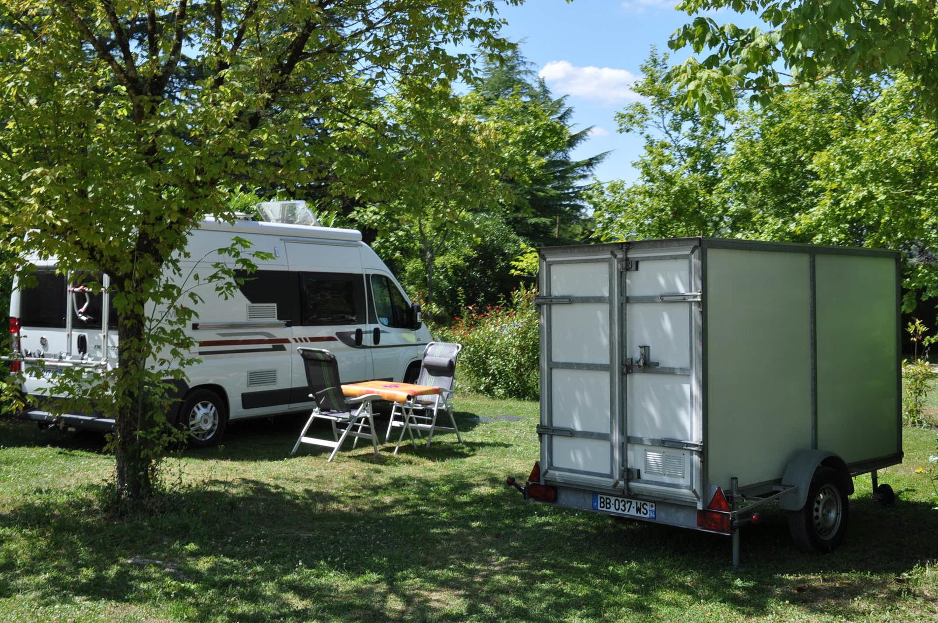 Camping Puynadal Brantôme