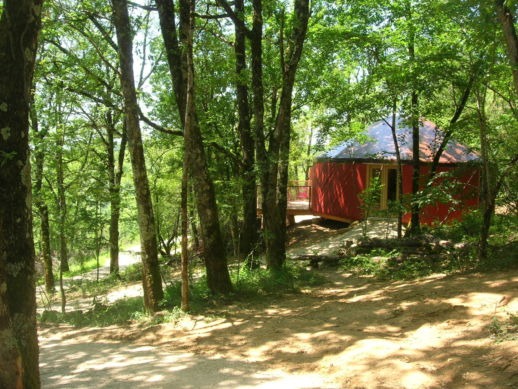 Camping Les Hauts D'albas