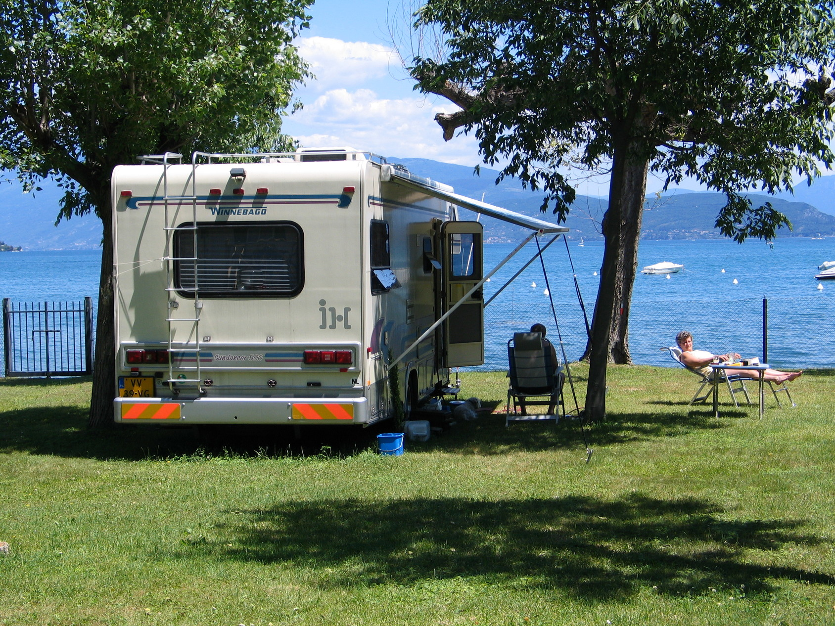 Camping Onda Blu