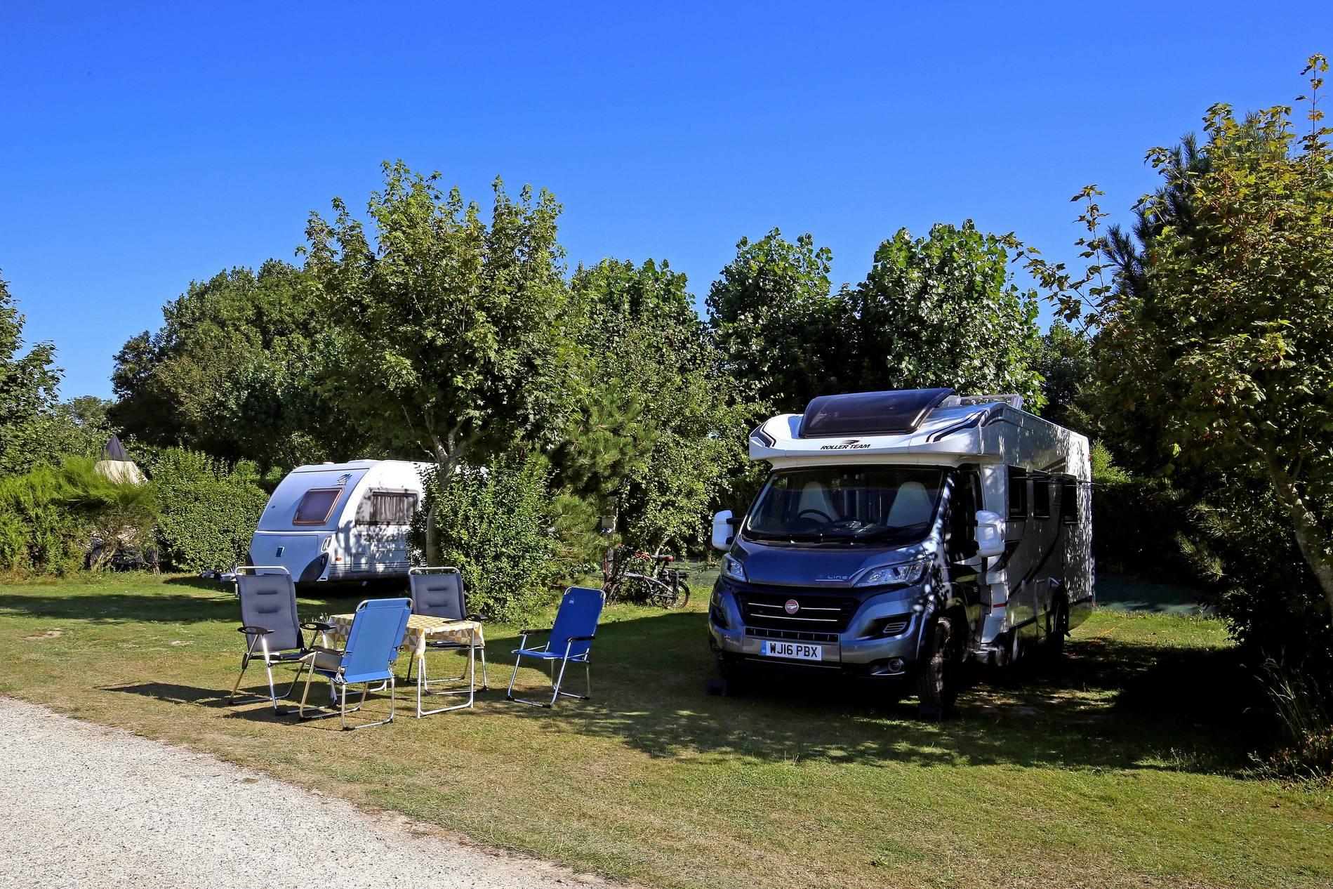 Huttopia Les Falaises-normandie