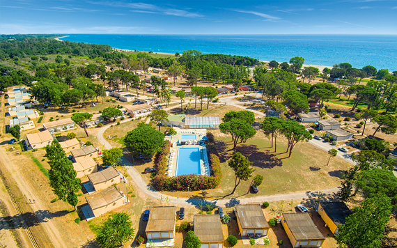 Vacanceselect Camping Domaine d' Anghione