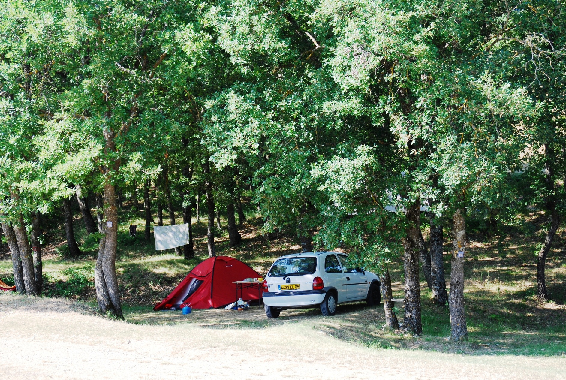 Domaine Naturiste Du Petit Arlane