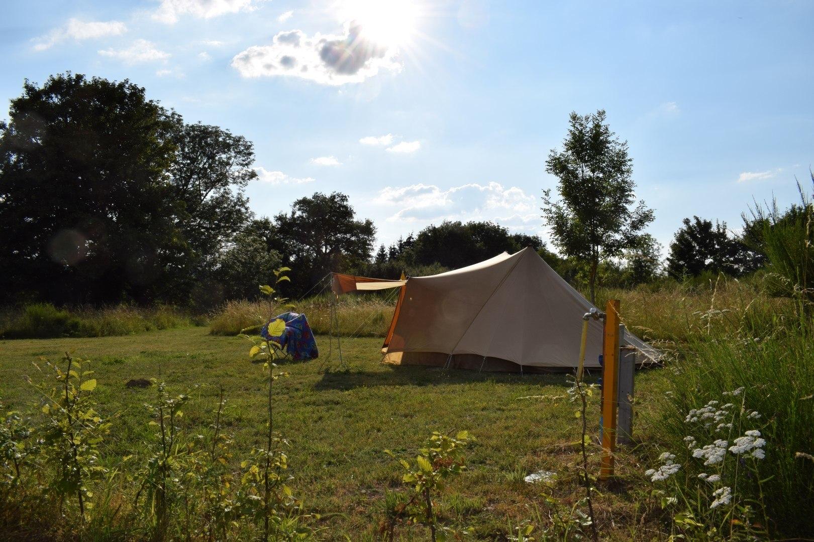 Natuurkampeerterrein Domaine Des Rêves