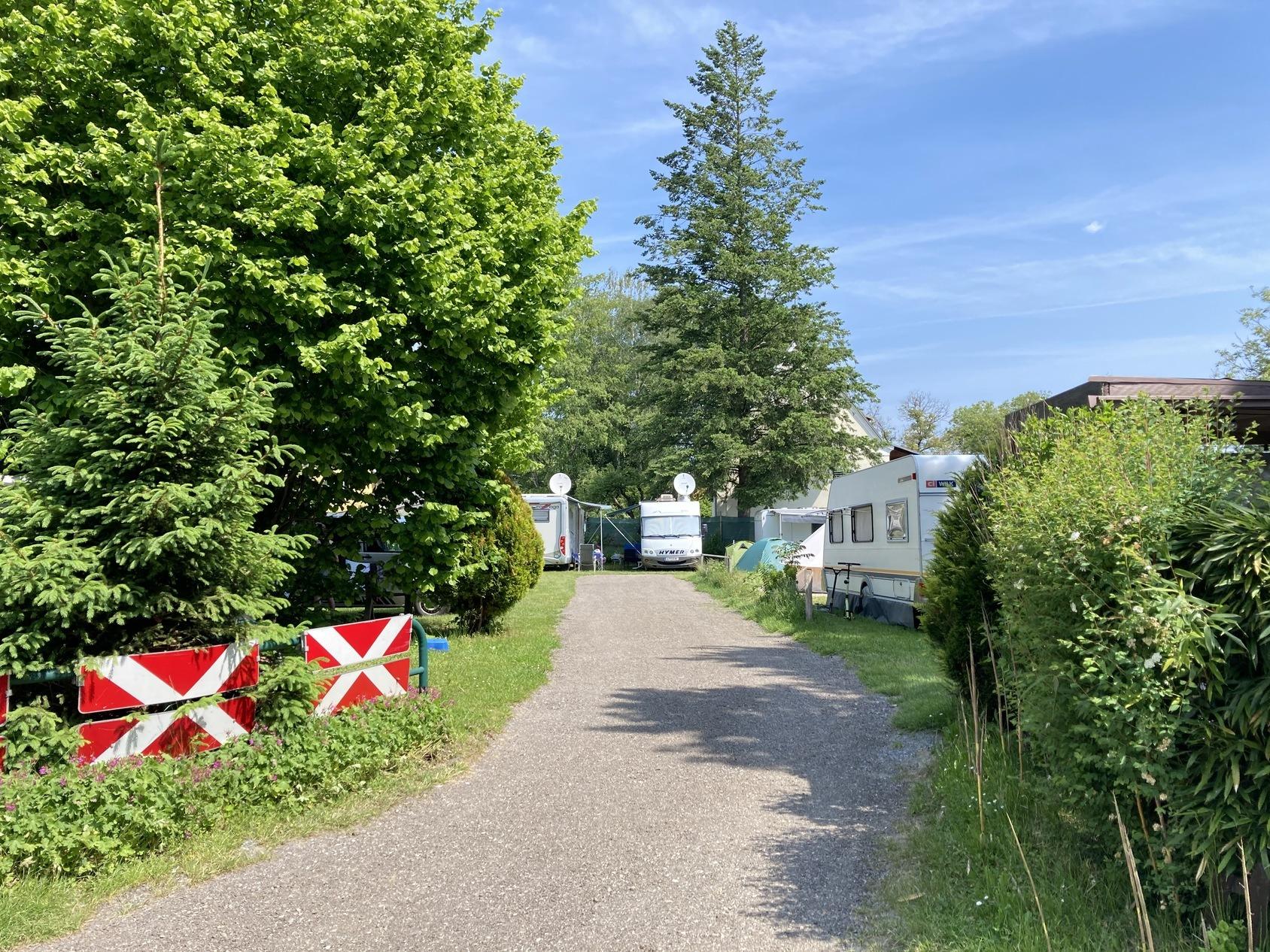 Camping Schloss Burgau