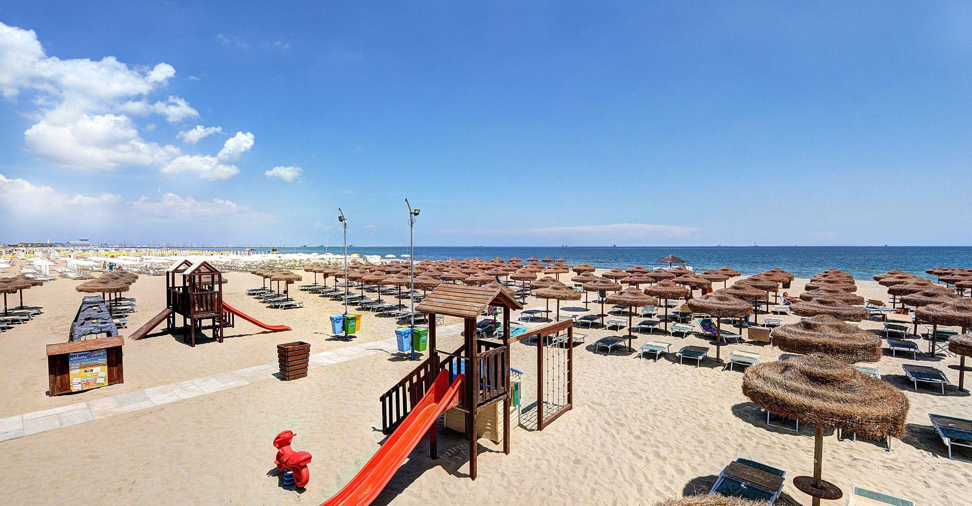Matrimonio Spiaggia Marina Di Ravenna : Camping rivaverde emilia romagna italië anwb