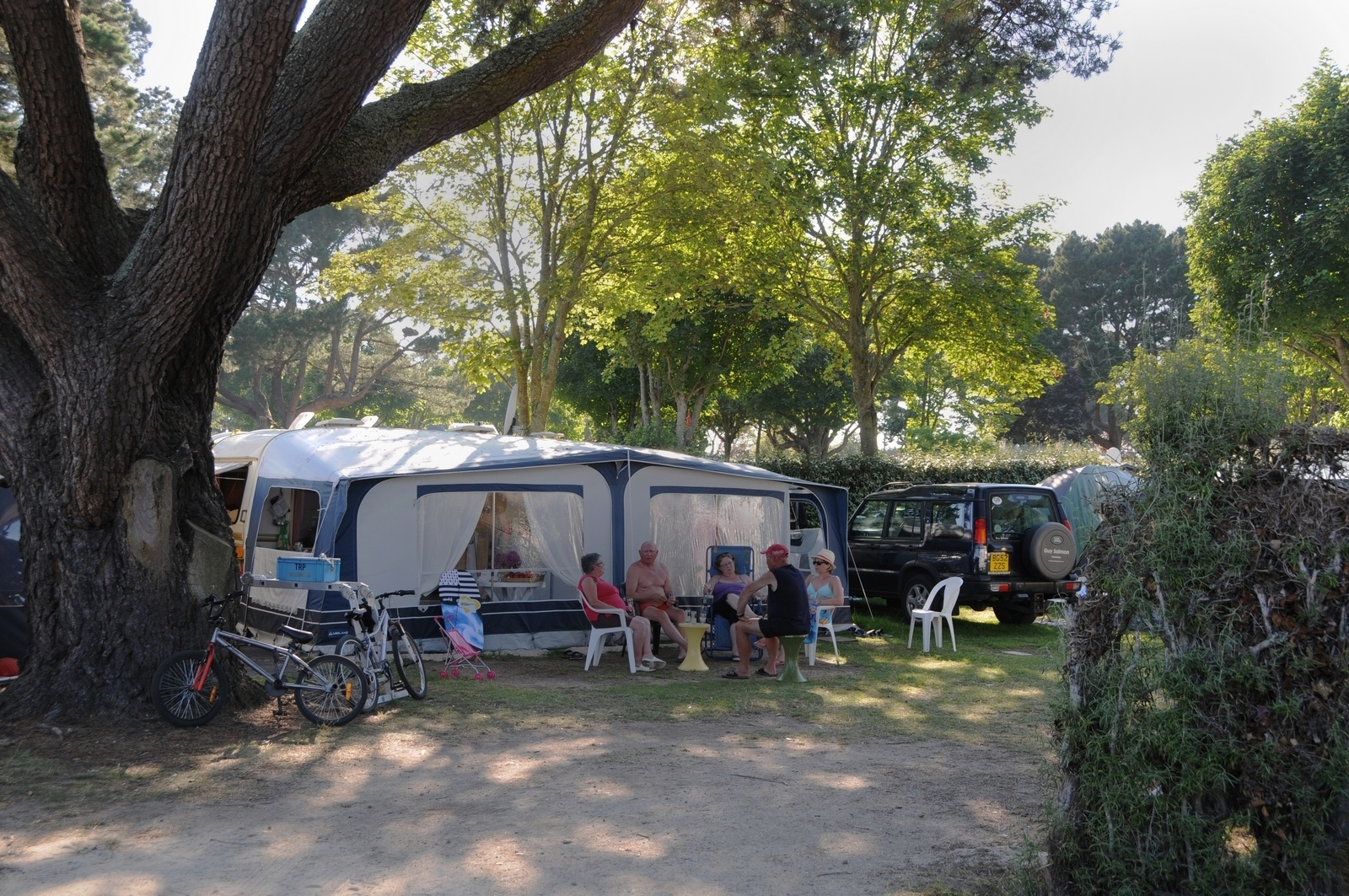 Camping du letty bretagne frankrijk anwb camping