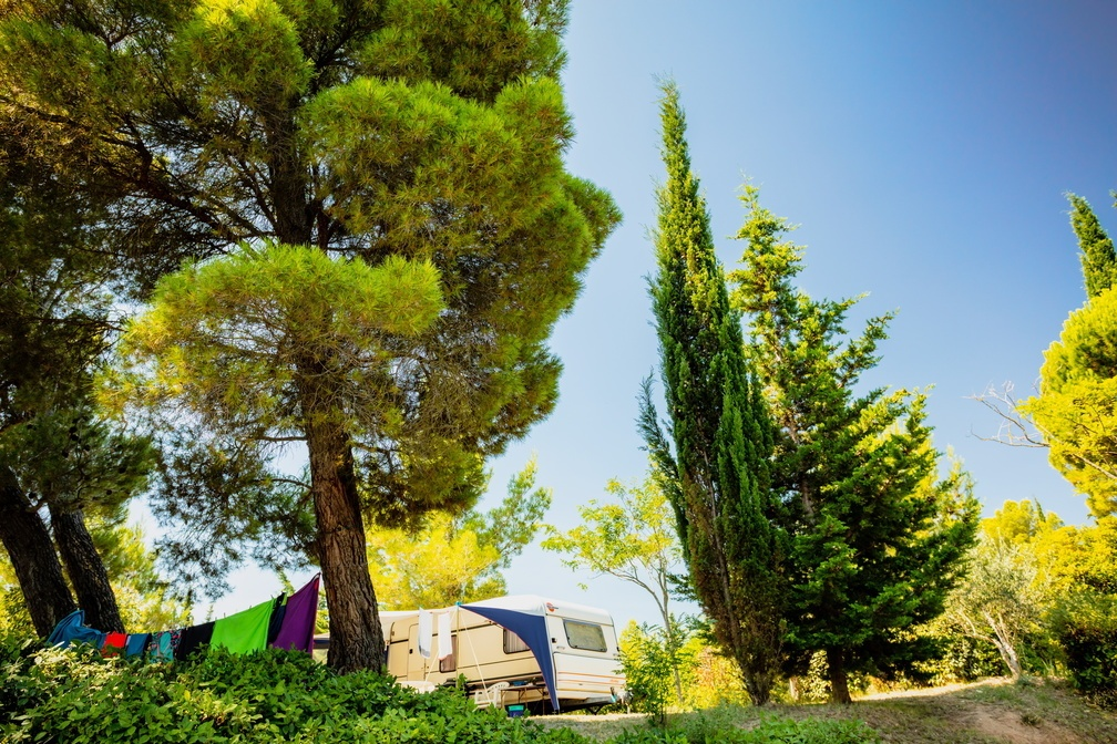 Camping Sites Et Paysages La Pinede