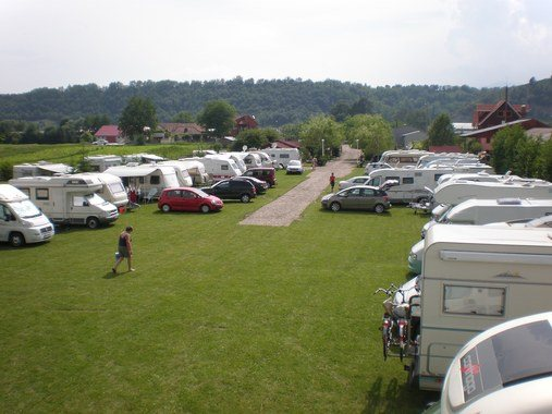 Camping Trotus Valley