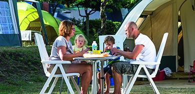 Nationalpark-camping
