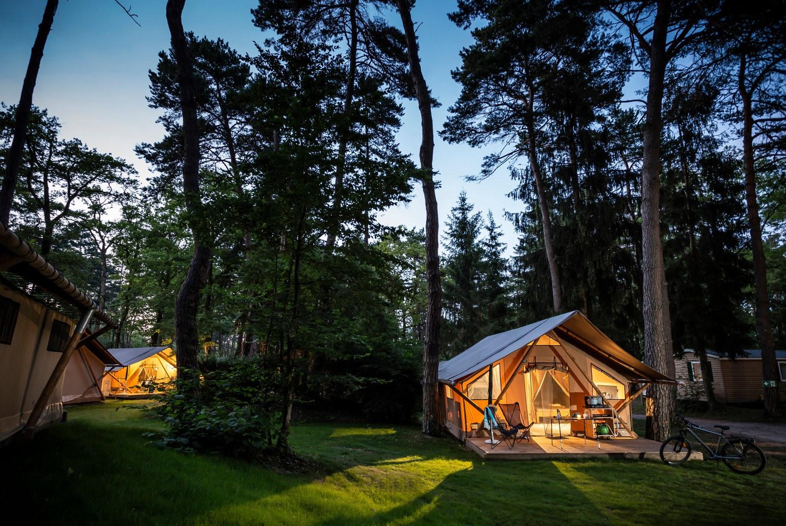 Camping La Pinède in Excenevex - Haute-Savoie, Frankrijk foto 8283216