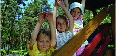 Duitsland-Wesenberg-Campingpark%20Am%20Weien%20See-ExtraLarge Campings Duitsland