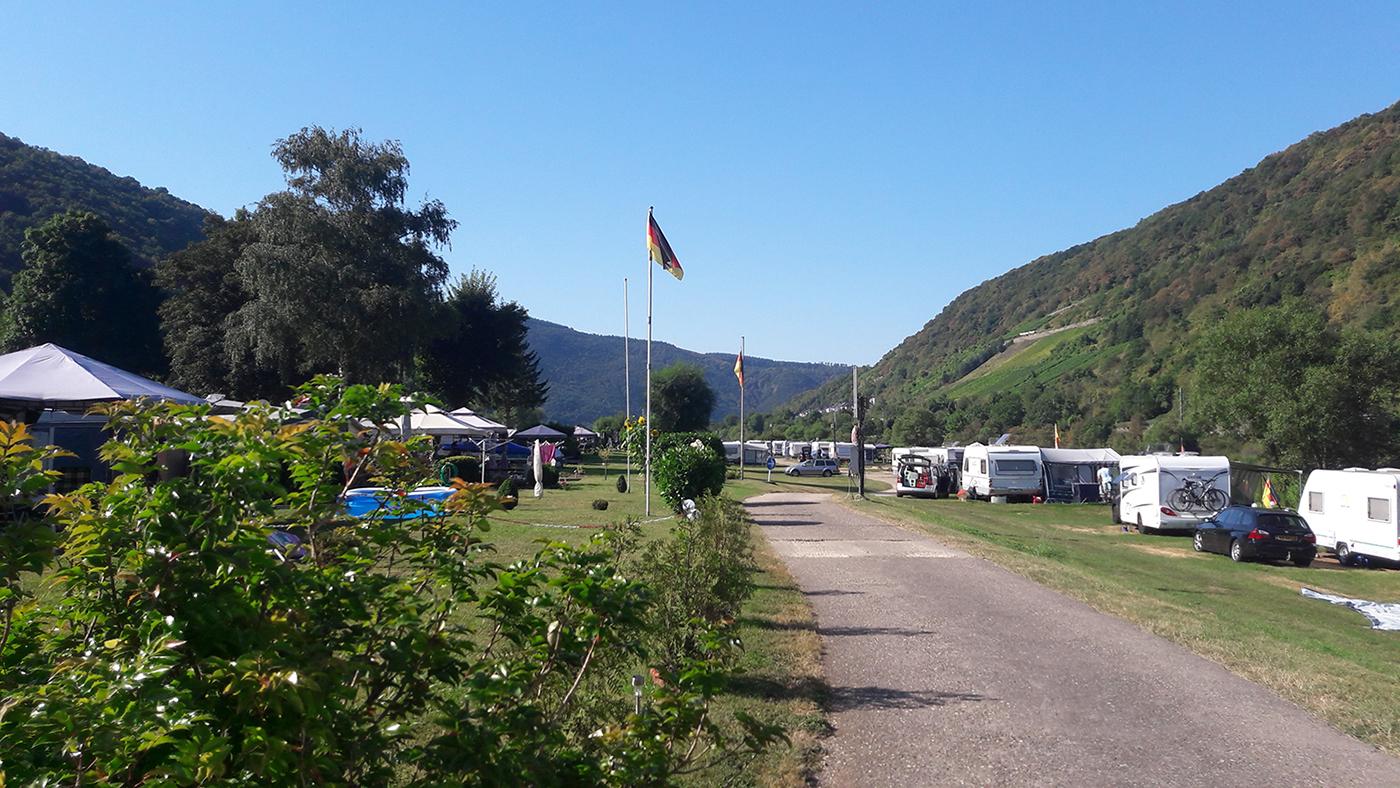 Knaus Campingpark Mosel/burgen