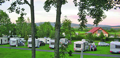 Knaus Campingpark Hünfeld (praforst)