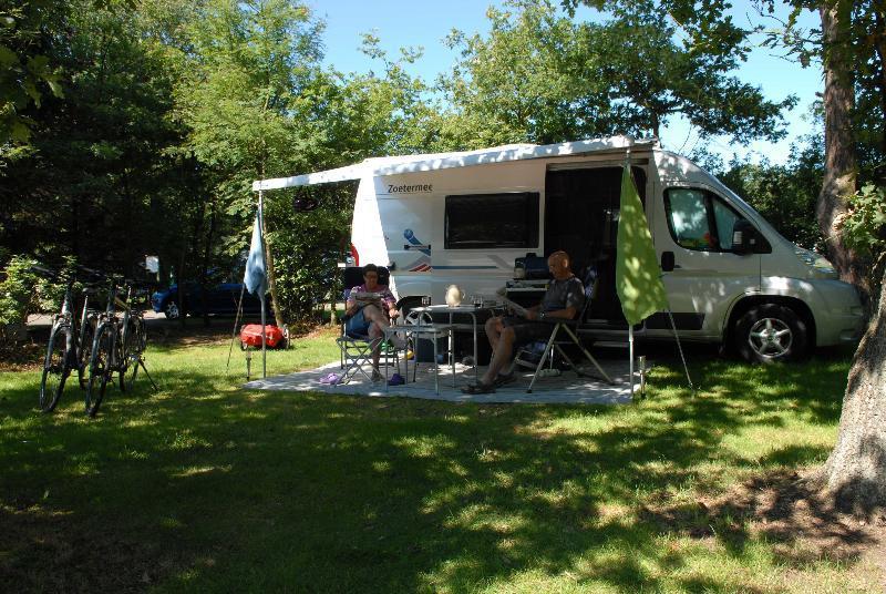 volledige aansluiting camping in Tennessee