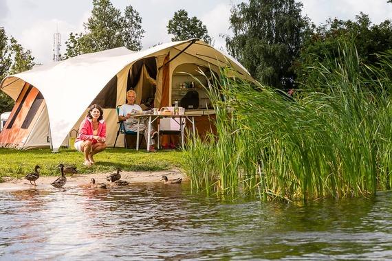 Campings in Friesland