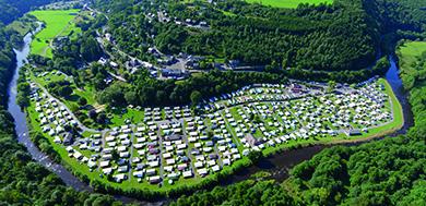 Camping Floreal La Roche En Ardenne 1