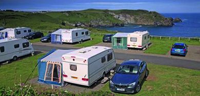 Trewethett Farm Caravan and Motorhome Club Site