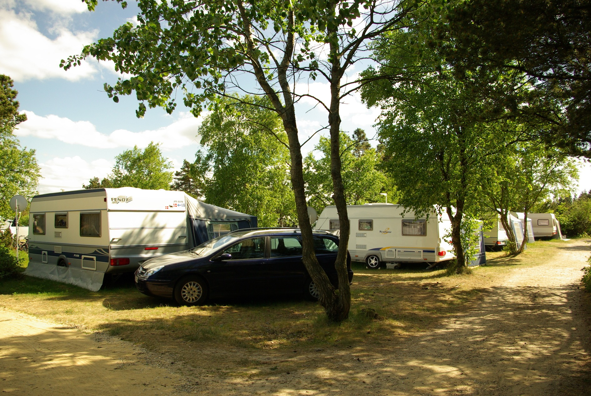 Familie Camping Nymindegab