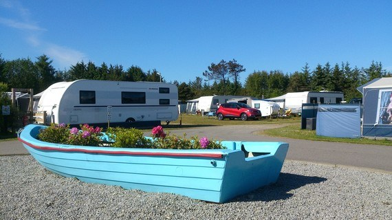 Camping Tornby Strand