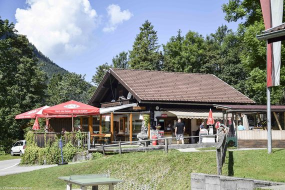 Camping Seespitze
