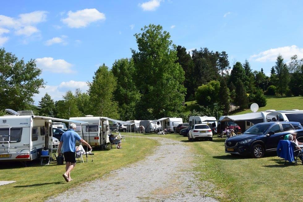 Caravan Camp Valek