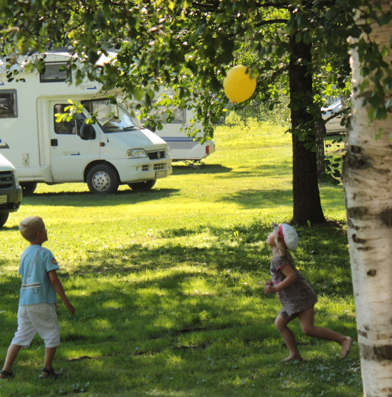 Camping in Finland: civilized outdoor recreation 66