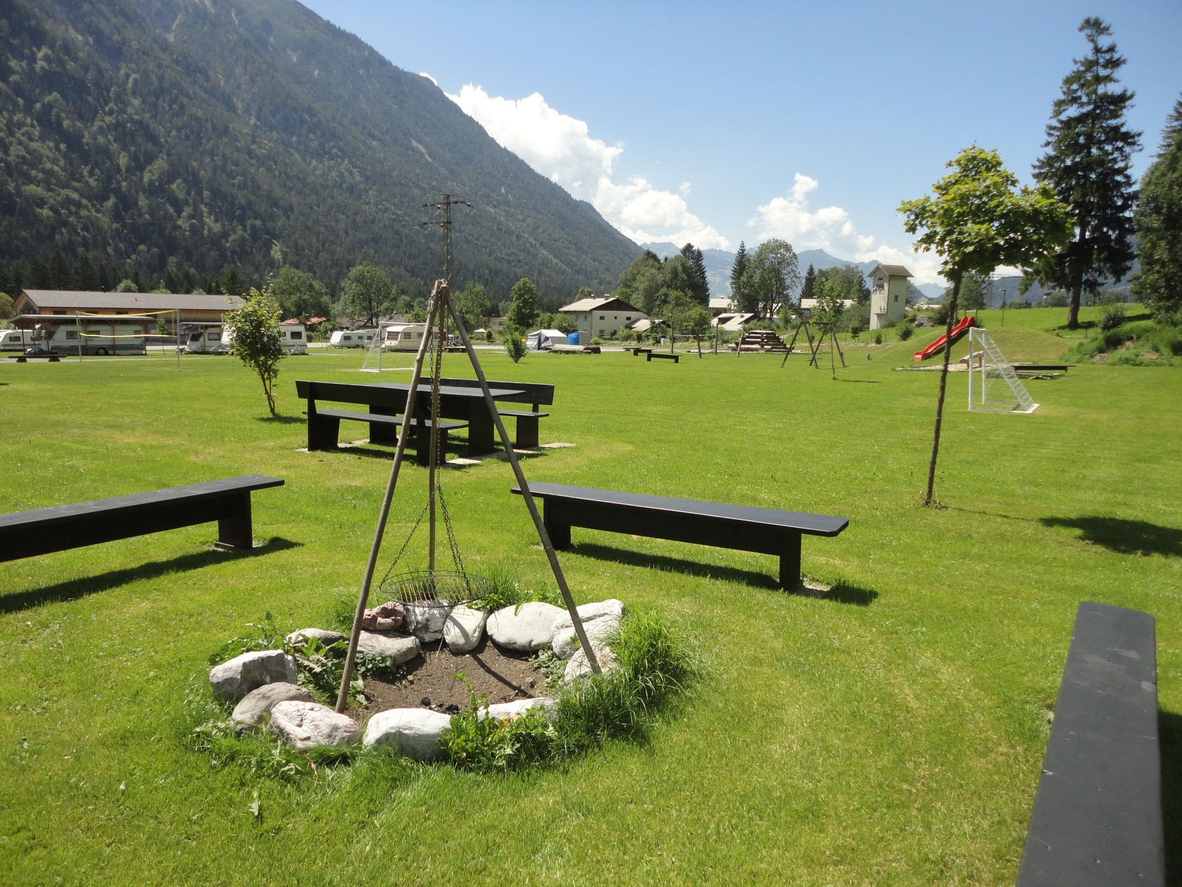 Walch's Camping
