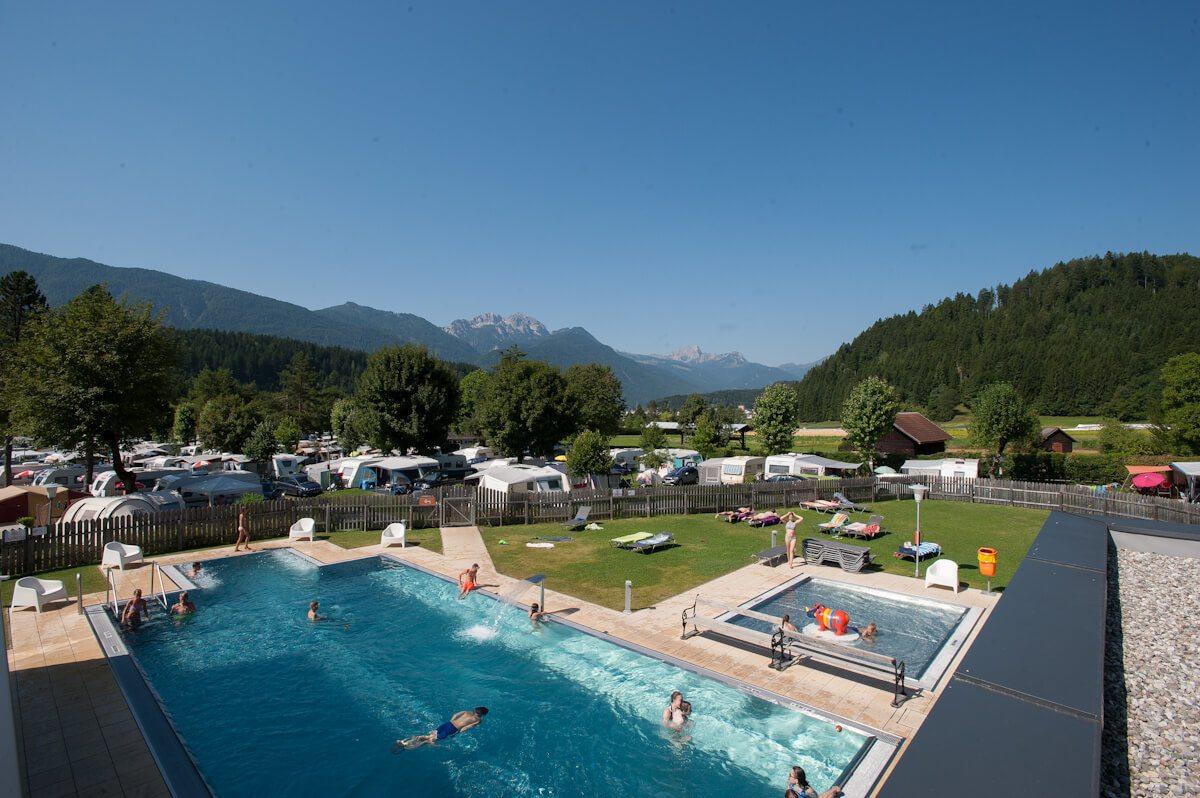 Oostenrijk-Hermagor-Schluga%20Camping%20Hermagor-ExtraLarge Wintersport Oostenrijk