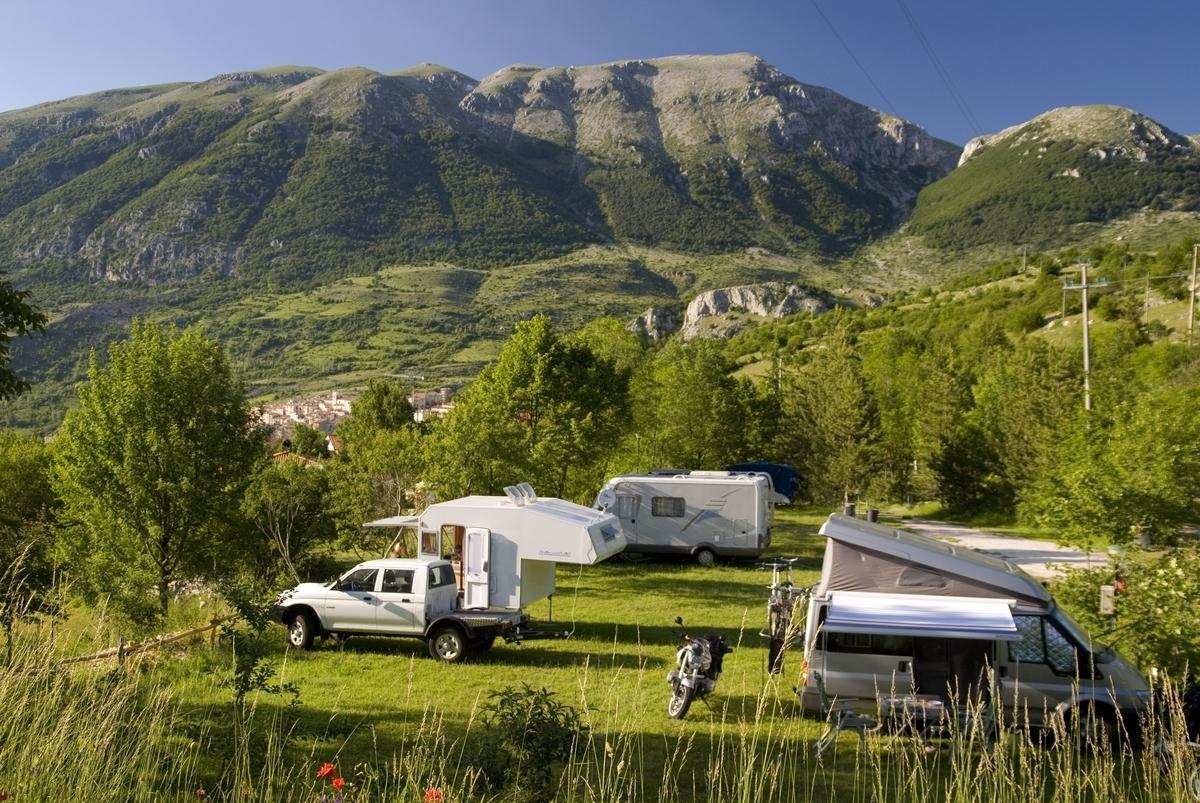 Camping La Genziana
