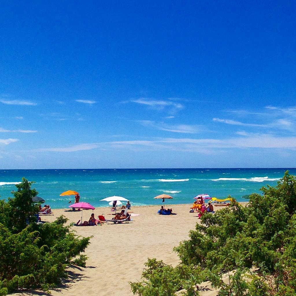 Camping Riva Di Ugento in Ugento - Lecce, Italië foto 8286985