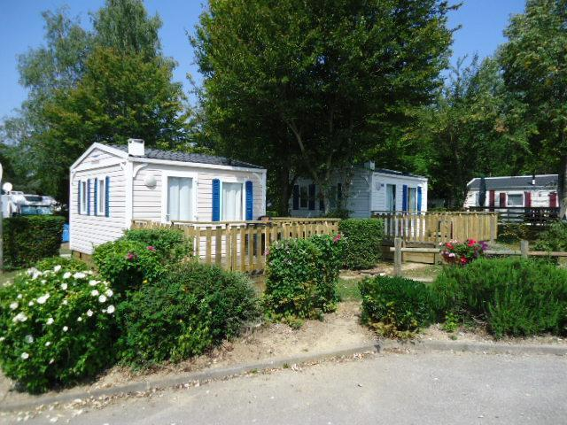 Camping Presqu'île De Champaubert