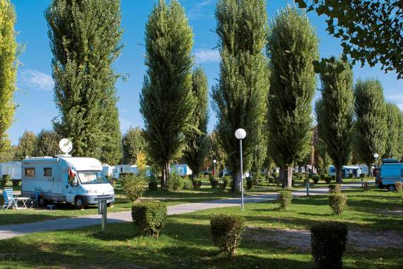 Sandaya Camping International de Maisons-Laffitte