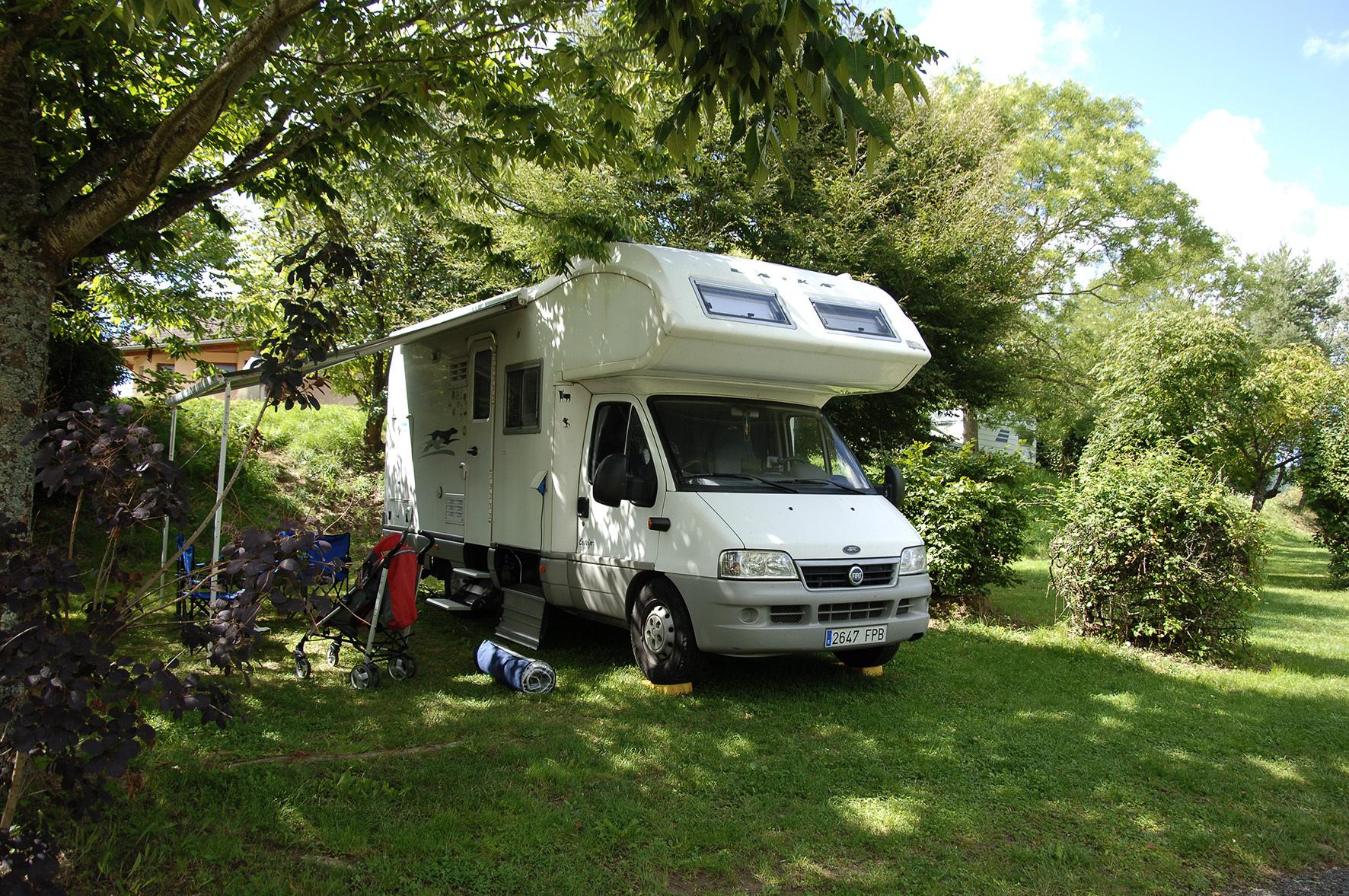 Camping Sites Et Paysages Le Village Des Meuniers