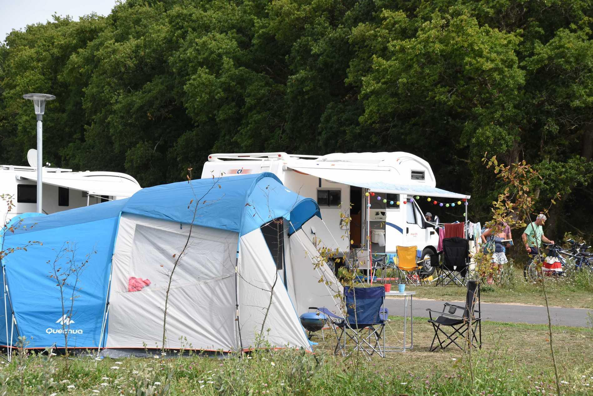 Camping Airotel La Roseraie in La Baule - Loire-Atlantique, Frankrijk foto 8288763