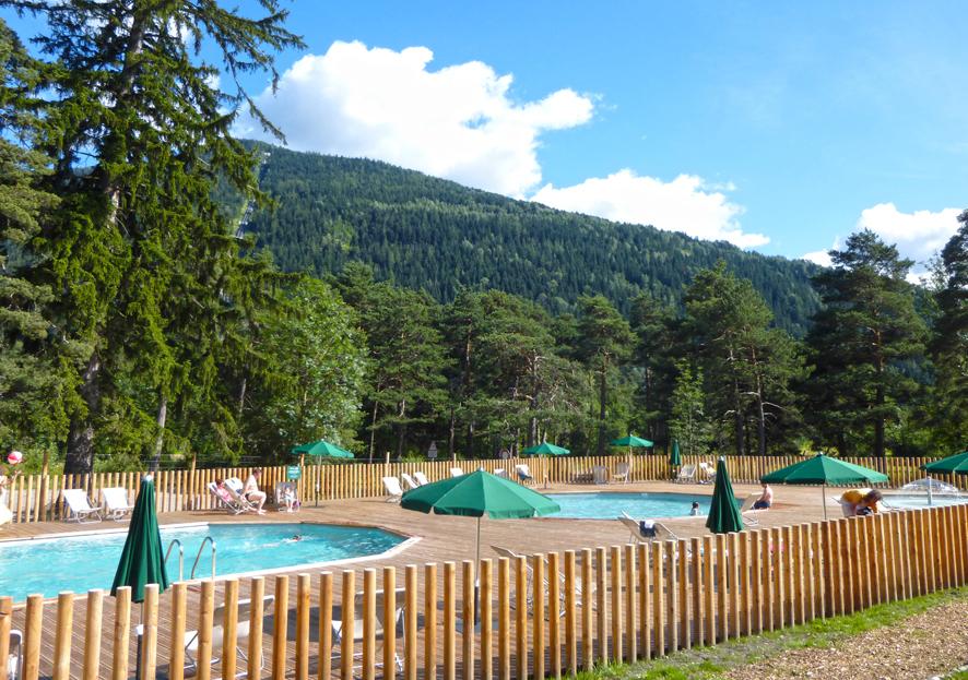 Huttopia bourg saint maurice rh ne alpen frankrijk for Bourg st maurice piscine
