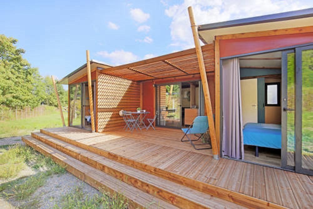 Camping Huttopia Meursault