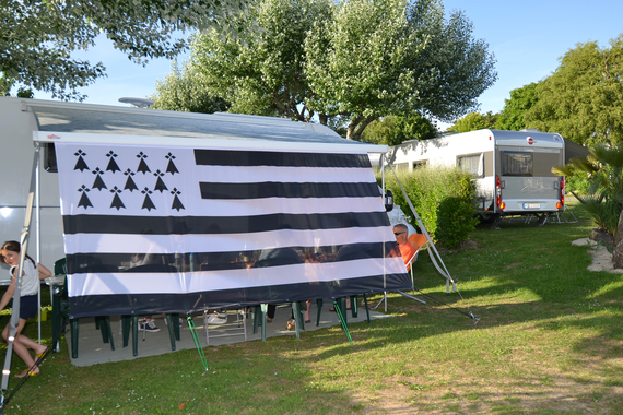 Camping les jardins de kergal bretagne frankrijk for Camping le jardin de kergal