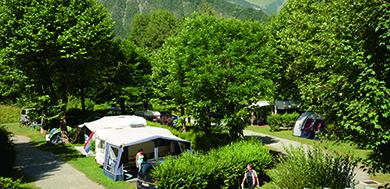 Camping a la rencontre du soleil in alpe d'huez