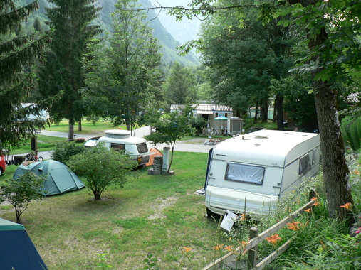 Camping Le Champ du Moulin