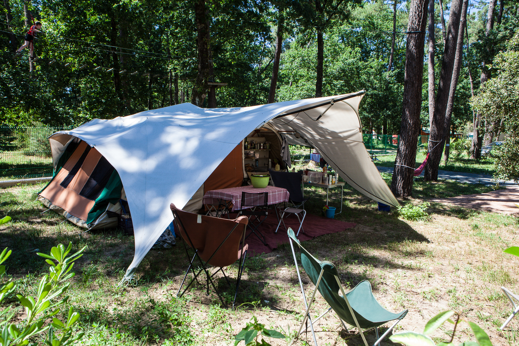 Camping L' Orée du Bois Poitou Charentes Frankrijk ANWB Camping # L Orée Du Bois Le Muy