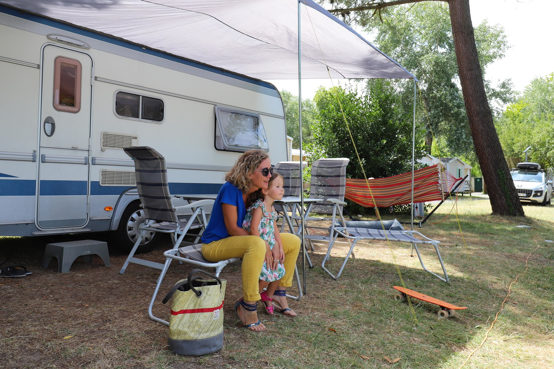 Camping Campéole Clairefontaine in Royan - Charente-Maritime, Frankrijk foto 8290289