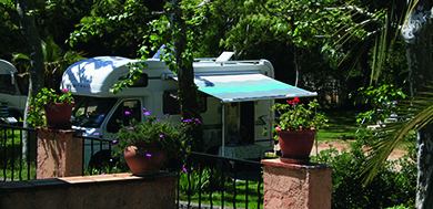 Camping Sites Et Paysages Les Pinedes