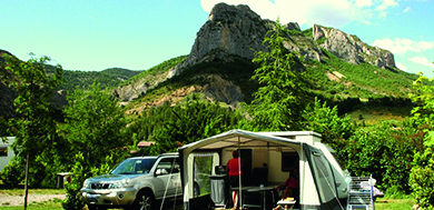 Camping Castel des Princes d'Orange