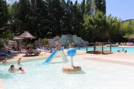 Camping Domaine de Gil