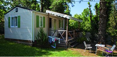 Camping Le Jardin Des Cevennes