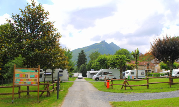 Camping L' Arrouach